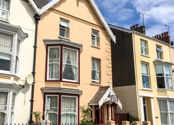 Thumbnail 7 bed terraced house for sale in Clement Dale Guest House, Southcliff Gardens, Tenby, Pembrokeshire