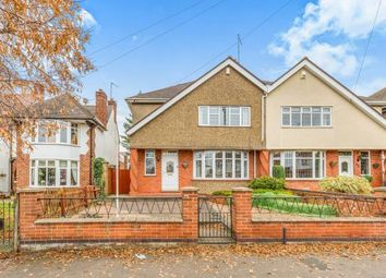 Thumbnail 4 bed semi-detached house for sale in Park Avenue North, Abington, Northampton, Northamptonshire