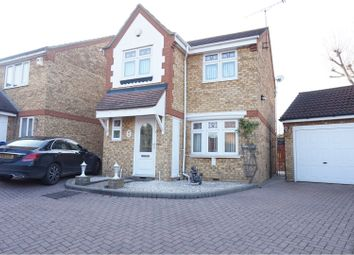 Thumbnail 3 bed link-detached house for sale in St. Michaels Close, South Ockendon