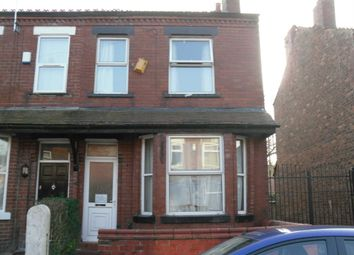 Thumbnail 3 bedroom terraced house to rent in Filey Road, Fallowfield, Manchester