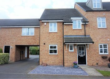 Thumbnail 3 bed terraced house for sale in Rollers Way, Tipton