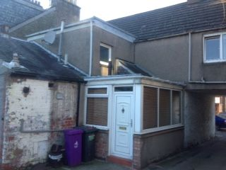 Thumbnail 2 bed flat to rent in 124 East High Street, Forfar