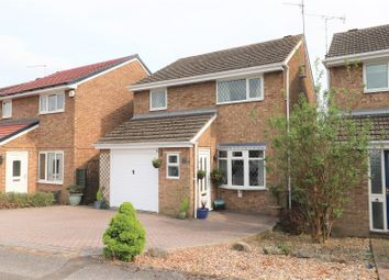 Thumbnail 3 bed detached house for sale in Swinscoe Way, Chesterfield