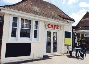 Thumbnail Restaurant/cafe for sale in Station Approach, Crowborough