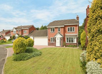 Thumbnail 4 bed detached house for sale in Pavilion Road, Bestwood Lodge, Nottingham