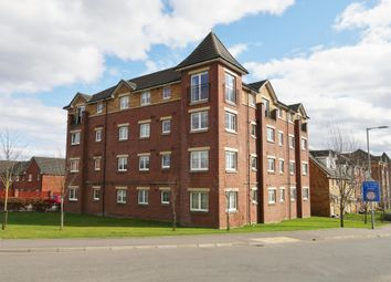 Thumbnail 1 bed flat for sale in Rigby Crescent, Glasgow