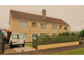 Thumbnail 2 bed flat for sale in Samsons Avenue, Pontypool