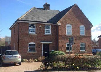 Thumbnail 3 bed semi-detached house to rent in Highfield Lane, Tyttenhanger, St Albans, Hertfordshire