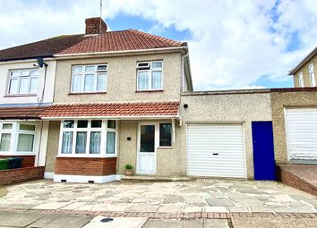 Thumbnail Semi-detached house for sale in Woodstock Avenue, Romford