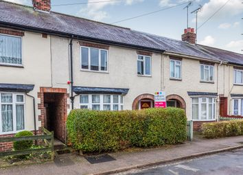 Thumbnail 3 bed town house for sale in King Edward Road, Loughborough