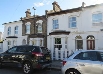 Thumbnail 3 bed terraced house to rent in Rojack Road, London