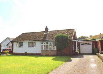 Thumbnail 3 bedroom bungalow for sale in Longridge Crescent, Bolton
