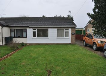 Thumbnail 2 bed semi-detached bungalow to rent in Mary Lane South, Great Bromley, Colchester, Essex