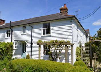 Thumbnail 3 bed cottage for sale in Three Leg Cross, Ticehurst