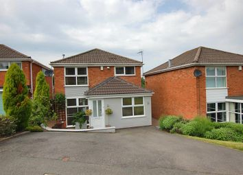 Thumbnail 3 bed detached house for sale in Thicknall Drive, Stourbridge