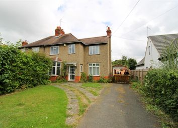 Thumbnail 3 bed semi-detached house for sale in Glenville, Northampton