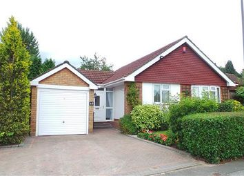 Thumbnail 3 bed detached bungalow for sale in Hillmorton Road, Four Oaks, Sutton Coldfield