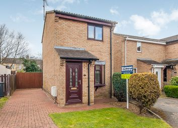 Thumbnail 1 bed detached house for sale in Lavender Close, Yaxley, Peterborough
