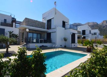 Thumbnail 3 bed villa for sale in Polop, Alicante, Spain