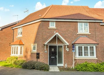 Thumbnail 3 bed semi-detached house for sale in Maudesley Avenue, Chesterfield