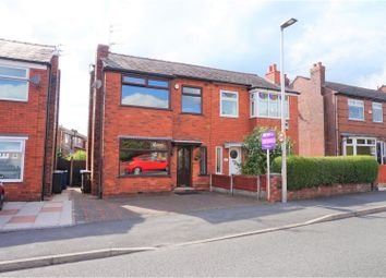 Thumbnail 3 bed semi-detached house for sale in Queensway, Swinley, Wigan