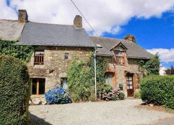 Thumbnail 4 bed country house for sale in Le Mène, 56500 Moustoir-Ac, France