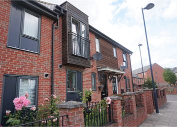 Thumbnail 3 bedroom town house for sale in Rosedawn Close West, Stoke-On-Trent