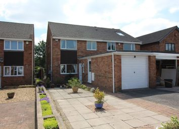 Thumbnail 4 bed semi-detached house for sale in Duchess Way, Stapleton, Bristol