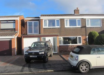 Thumbnail 4 bed semi-detached house to rent in The Links, Belmont
