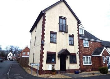Thumbnail 4 bed town house for sale in White Avenue, Coedkernew, Newport .