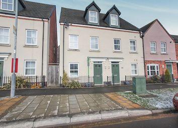 Thumbnail 4 bed semi-detached house for sale in Kensington Court, Queen Elizabeth Road, Nuneaton
