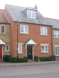 Thumbnail 4 bed terraced house to rent in Highfield Drive, Littleport