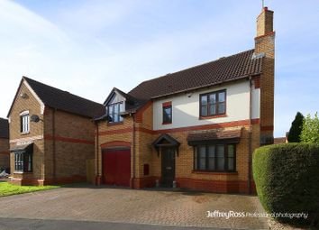Thumbnail 4 bed detached house for sale in Woosnam Close, Penylan, Cardiff