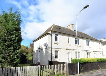 Thumbnail 2 bed flat for sale in Russell Street, Bellshill