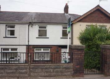 Thumbnail 3 bed terraced house for sale in Church Street, Pontypridd