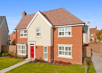 Thumbnail 5 bed detached house for sale in Waterloo Walk, Kings Hill