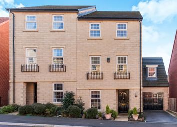 Thumbnail 4 bed town house for sale in Dorwood Road, Ackworth, Pontefract