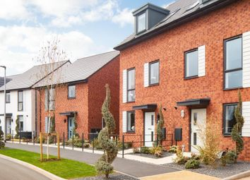 "Thumbnail 3 bed semi-detached house for sale in ""Greenwood"" at Dryleaze, Yate, Bristol"
