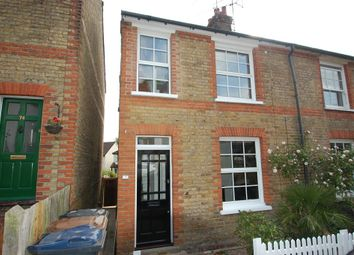 Thumbnail 3 bedroom end terrace house to rent in Wellington Street, Hertford