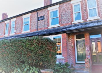 Thumbnail 2 bed terraced house for sale in Mersey Road, Sale
