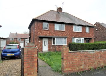 Thumbnail 3 bed semi-detached house for sale in Fairview Avenue, Woodlands Doncaster
