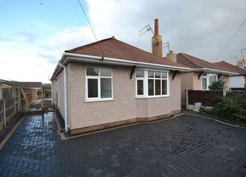 Thumbnail 2 bed detached bungalow for sale in Hilltop Road, Rhyl