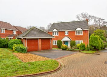 Thumbnail 5 bedroom property for sale in Rufus Close, Rownhams, Hampshire