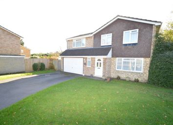 Thumbnail 4 bed detached house for sale in Hill Farm Way, Hazlemere, High Wycombe