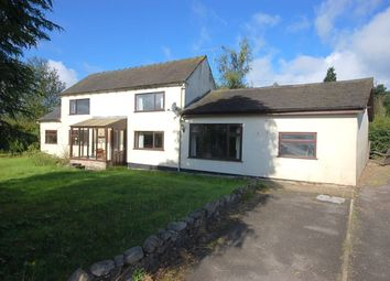 Thumbnail 3 bed detached house for sale in Main Road, Hulland Ward, Ashbourne