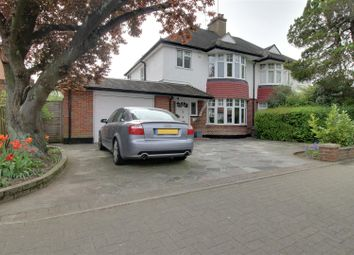Thumbnail 3 bedroom semi-detached house for sale in Cecil Park, Pinner