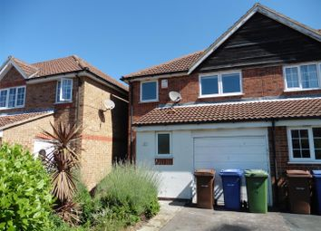 Thumbnail 3 bed end terrace house to rent in Hove Close, Grays