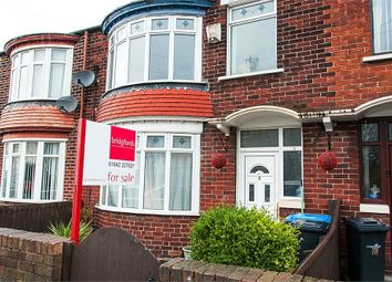 Thumbnail 3 bed terraced house for sale in Kestrel Avenue, Middlesbrough, North Yorkshire