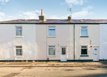 Thumbnail 2 bed terraced house for sale in Wellington Street, Hazel Grove, Stockport