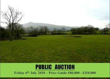 Thumbnail Land for sale in Velindre, Crymych